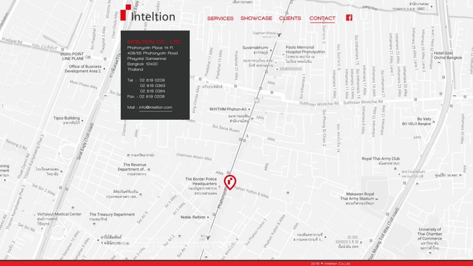 Inteltion website